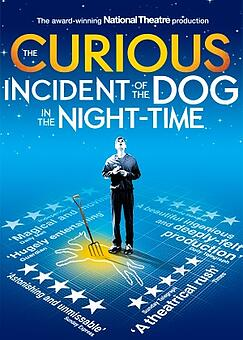 Curious Incident of the Dog in the Night-Time - Broadway